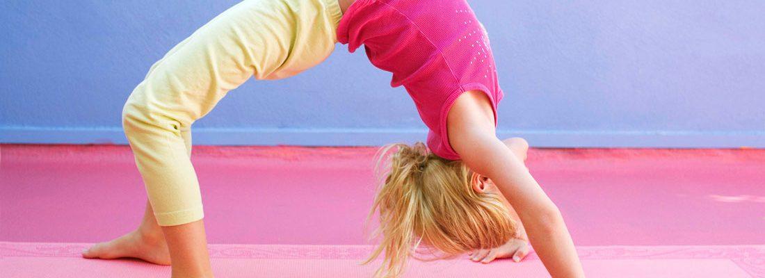 gioco yoga bambini